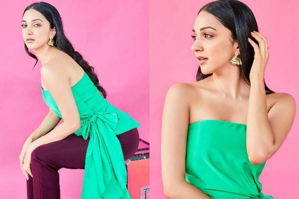 kiara advani latest photoshot pictures