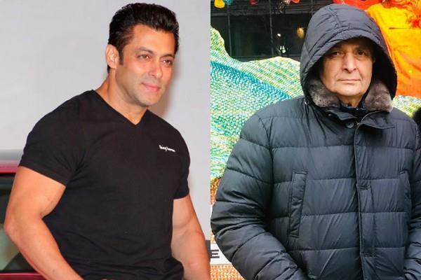 salman khan worries about rishi kapoor health