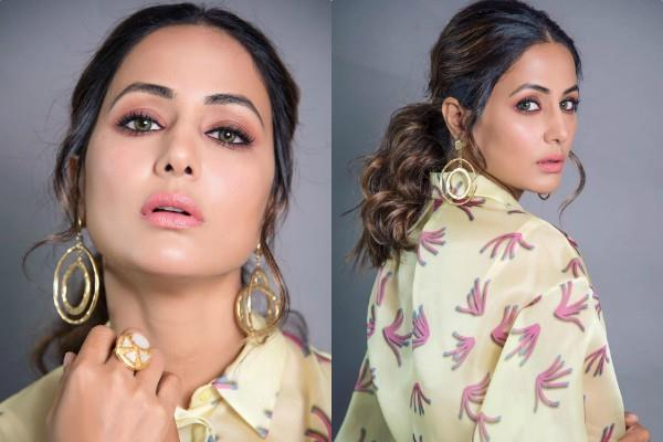 hina khan latest beautiful photoshoot pictures