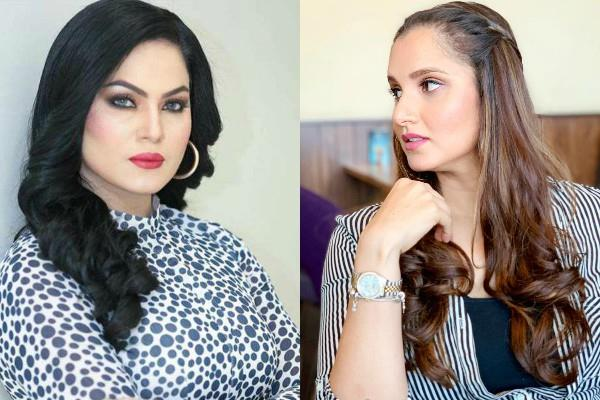 sania mirza slams pakistani actress veena malik for objectionable tweet