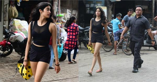 janhvi kapoor latest pictures