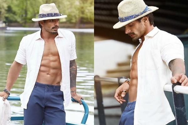 karan singh grover latest photoshoot