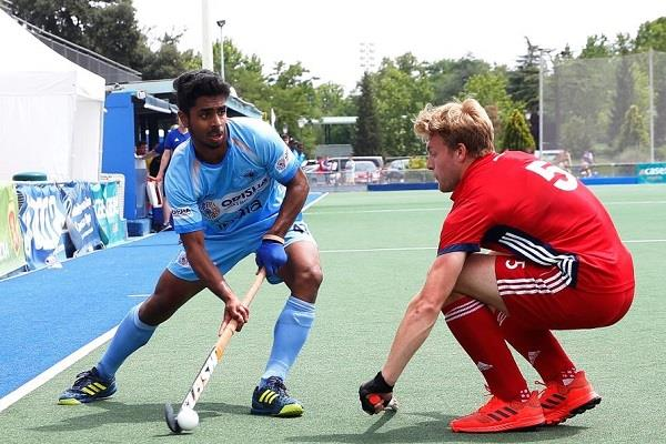 hockey sixth place for indian junior team losing to britain