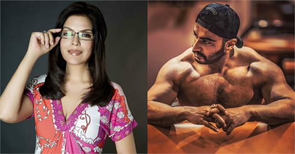 zeenat aman has joined arjun kapoor film panipat