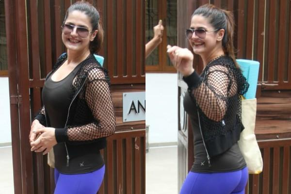 zareen khan latest pictures