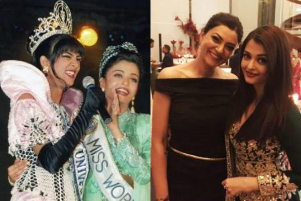 sushmita revealed that organiser wanted aishwarya to go to miss universe contest