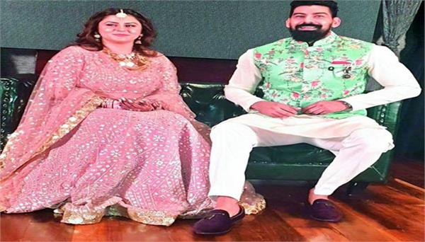 south actor kabir duhan singh gets engaged
