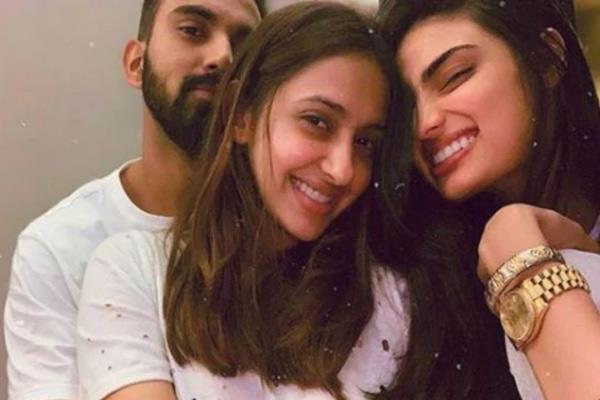 athiya shetty is dating cricketer kl rahul