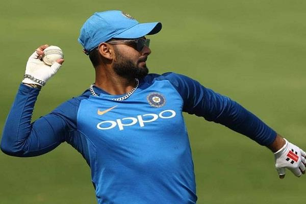 not happy coach says big reason for joining pant in world cup