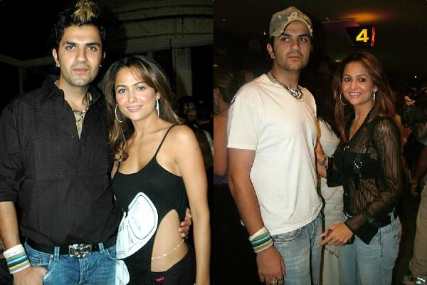 amrita arora on relation with cricketer usman afzaal