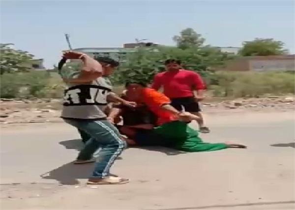 shri muktsar sahib remand beaten female