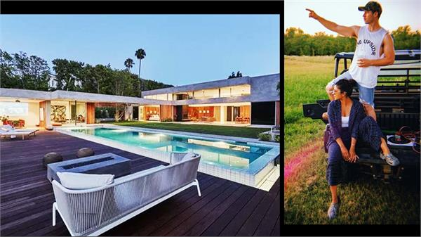 priyanka chopra nick jonas house inside pictures