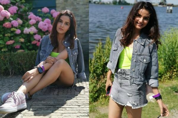 jasmin bhasin looks radiant in these latest pictures