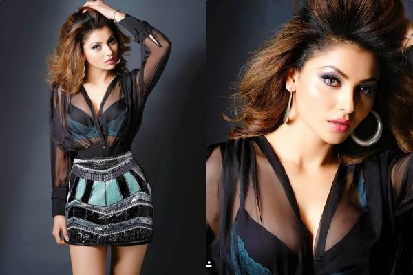 urvashi rautela latest photoshoot pictures