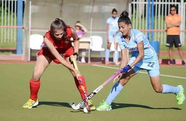 indian junior women s team defeats belarus development in 6 0