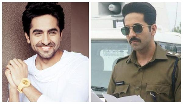 ayushmaan shares article 15 poster
