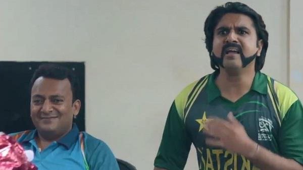 cwc indian fans on abhinandan video gave answer to pakistan