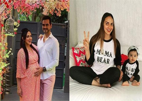 esha deol reveals why she named her second daughter miraya and radhya