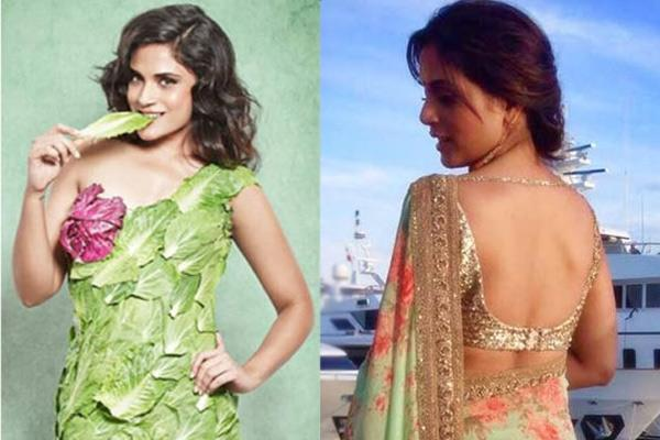 actress richa chadda bold photo goes viral