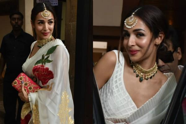 malaika arora at sonam kapoor birthday bash