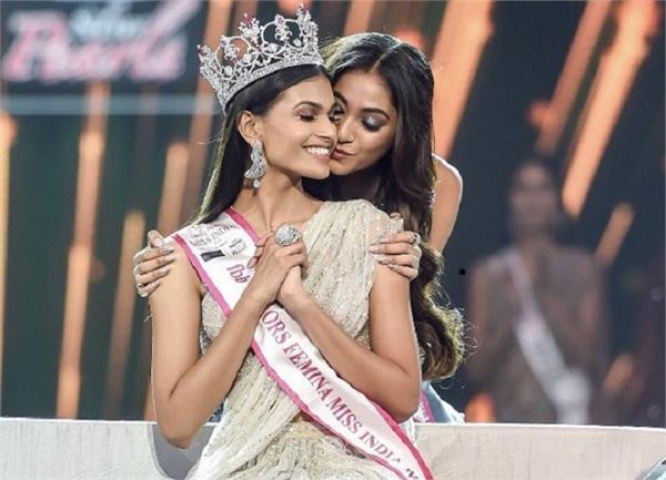 rajasthan girl suman rao win the taj of femina miss india 2019
