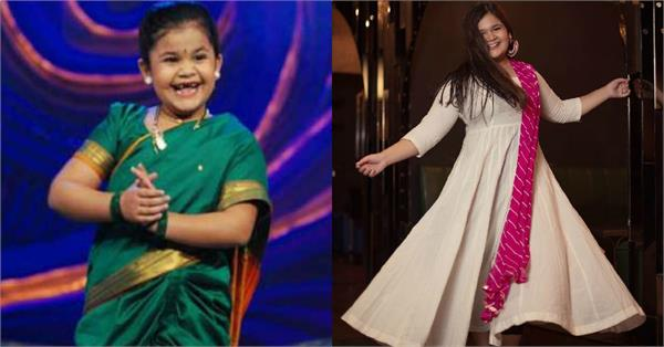 saloni daini transformation pictures