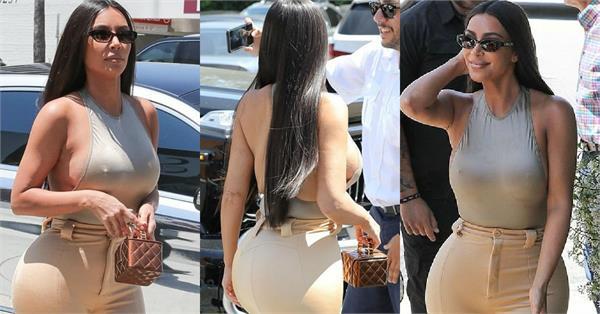 kim kardashian latest pictures