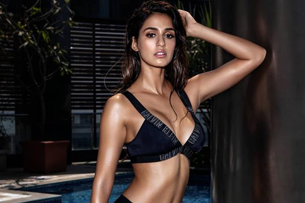 disha patani share bold picture
