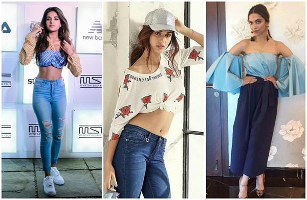 pant dress trend in girls