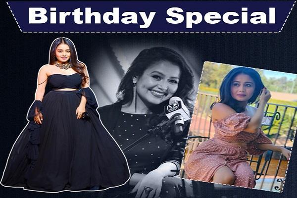 neha kakkar birthday special