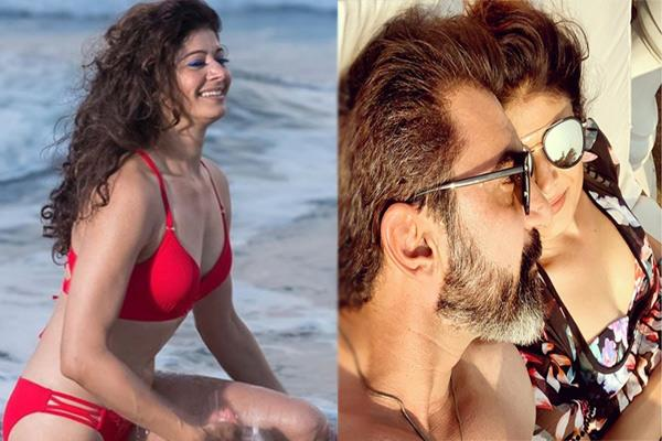 pooja batra and actor nawab shah love story in hindi