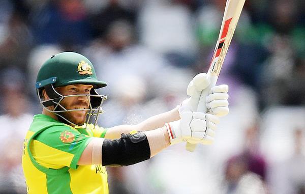cwc 19  david warner blast 166 runs against bangladesh