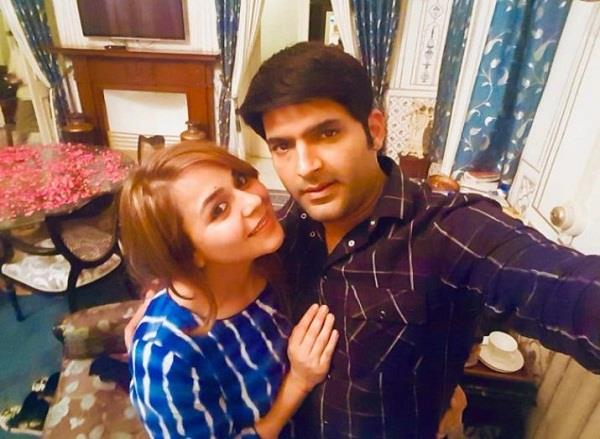 kapil sharma is taking care of his pregnant wife ginni