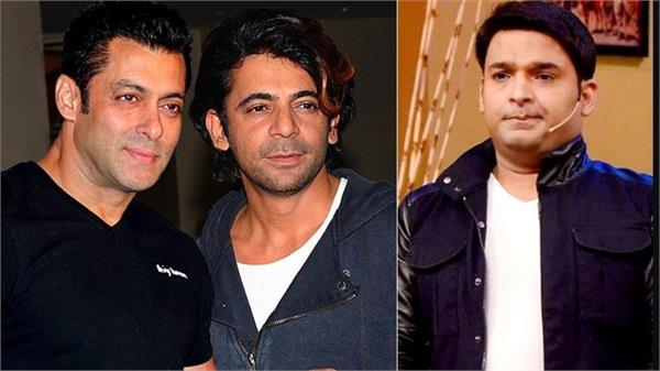 kapil sharma work with salman khan and sohel khan movie sherkhan
