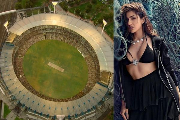 bring icc world cup at home says actresses sara ali khan