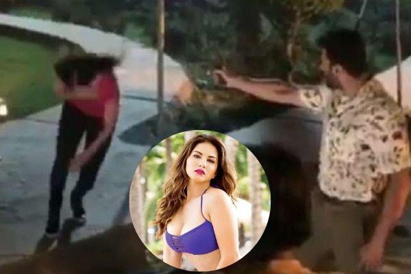 sunny leone s latest video proves that she is the biggest prankster
