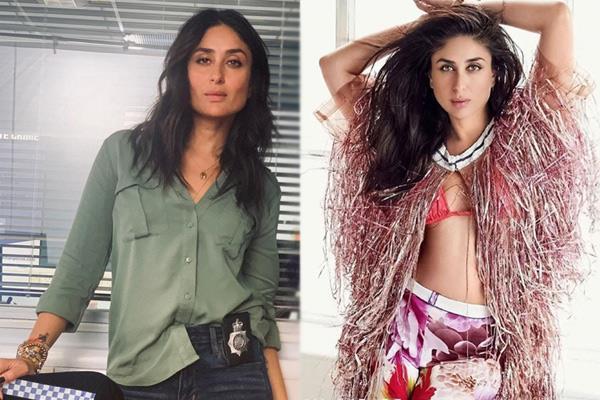 kareena kapoor khan new look from angrezi medium