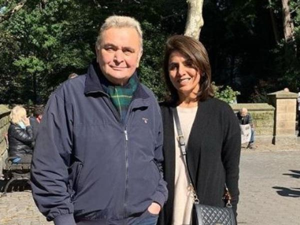 bollywood actor rishi kapoor ko return india after treatment