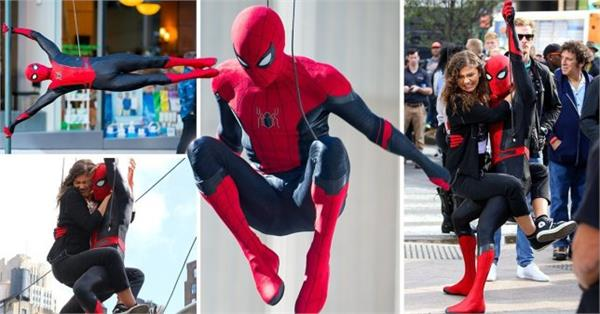 spider man far from home release on 4 july