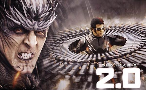 akshay kumar and rajinikant movie 2 0 release in china on 50000 screen
