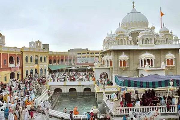 sikh group leaves for pakistan to celebrate anniversary maharaja ranjit singh