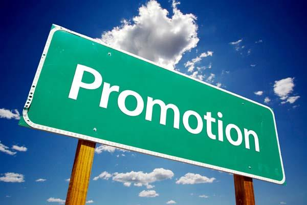 promotion of police officer