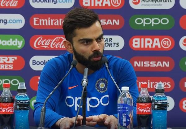 the tournament will not end with victory or defeat kohli