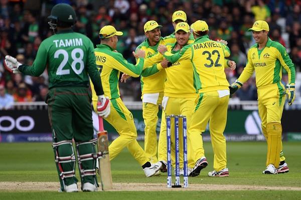 icc world cup 2019 australia vs bangladesh live