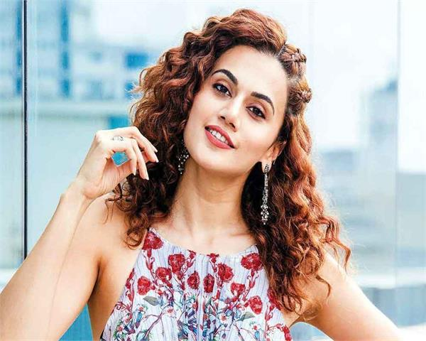 taapsee pannu saying about her wish