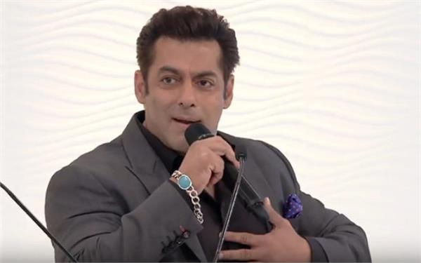 salman khan saying about her age