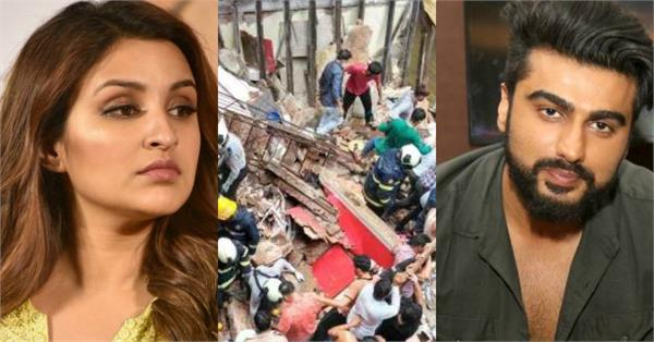 arjun kapoor parineeti chopra ayushmann condolences to families of the dead