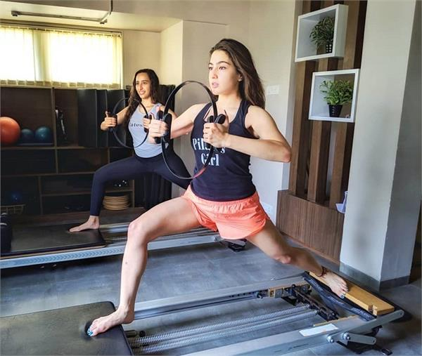 suffering from pcod sara ali khan has got some advice for you