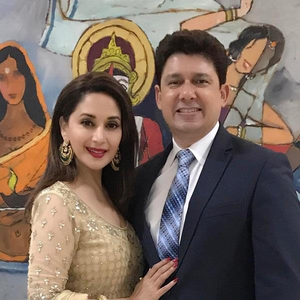 why madhuri dixit married to dr shriram