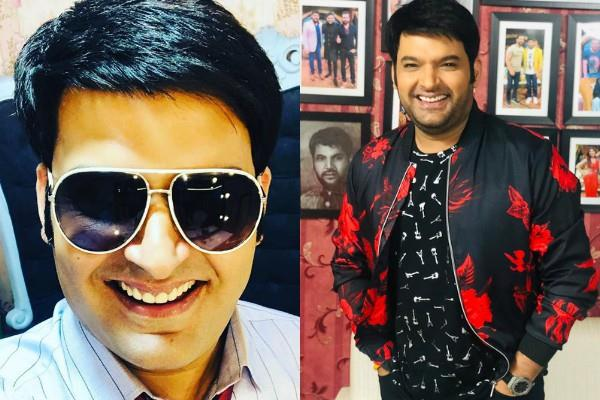 kapil sharma new clean shave look goes viral